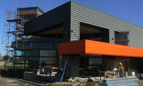 Remodelación Laboratorio Control de Calidad SGS Chile - Zona Sur