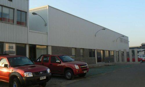 Laboratorio y oficinas SGS Lakefield