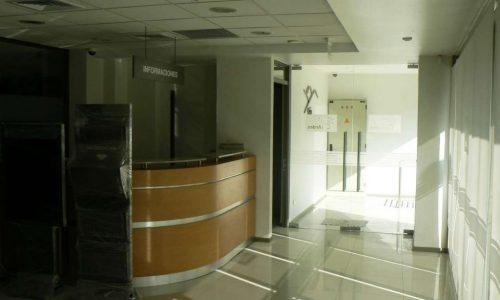 Remodelación Edificio Caja Los Andes